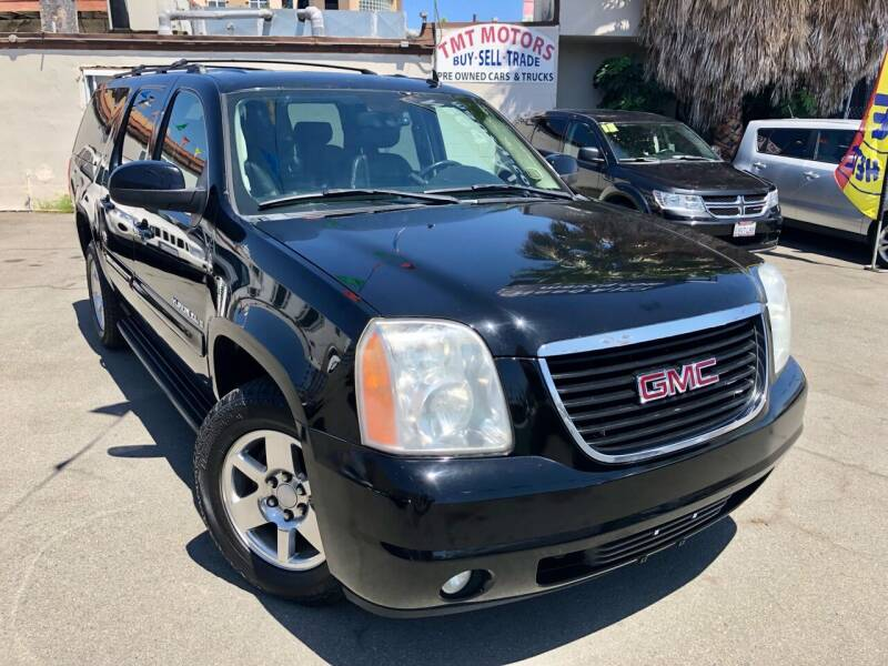 2008 GMC Yukon XL for sale at TMT Motors in San Diego CA