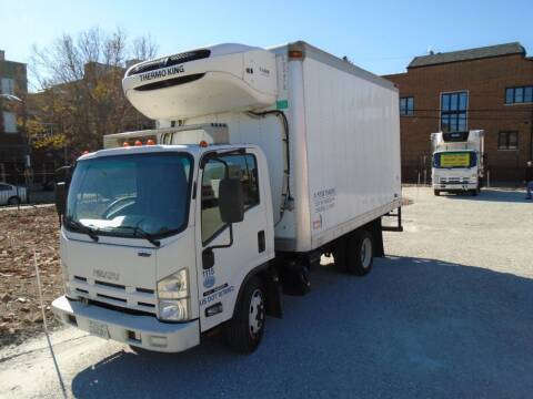 2014 Isuzu NQR for sale at CAR CENTER INC in Chicago IL