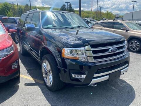 2017 Ford Expedition EL for sale at Bob Weaver Auto in Pottsville PA