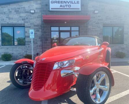 1999 Plymouth Prowler for sale at GREENVILLE AUTO in Greenville WI