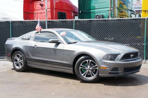 2014 Ford Mustang for sale at MATRIX AUTO SALES INC in Miami FL