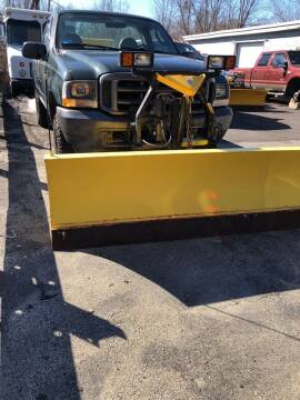 2003 Ford F-250 Super Duty for sale at MOTORS EAST in Cumberland RI