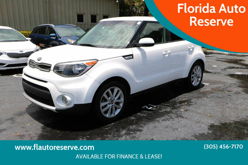 2018 Kia Soul for sale at Florida Auto Reserve in Medley FL