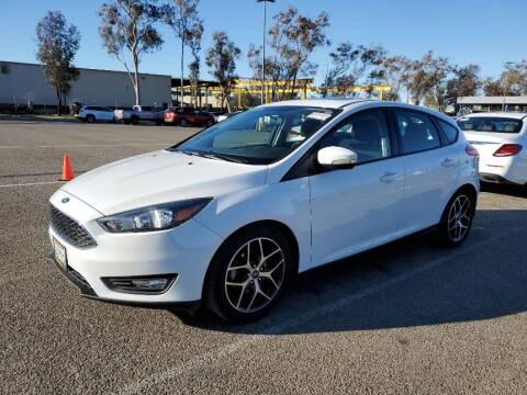 2017 Ford Focus for sale at A.I. Monroe Auto Sales in Bountiful UT