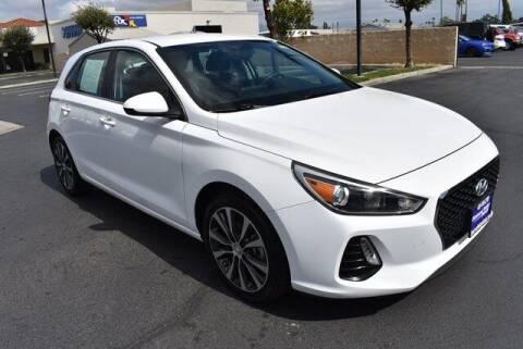2019 Hyundai Elantra GT for sale at DIAMOND VALLEY HONDA in Hemet CA