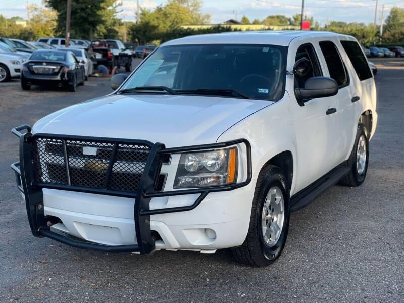 2013 Chevrolet Tahoe for sale at Atlantic Auto Sales in Garner NC