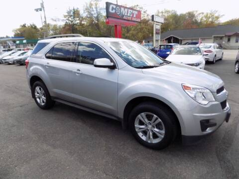 2015 Chevrolet Equinox for sale at Comet Auto Sales in Manchester NH