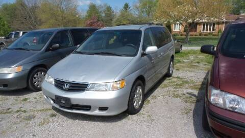 2001 Honda Odyssey for sale at Tates Creek Motors KY in Nicholasville KY