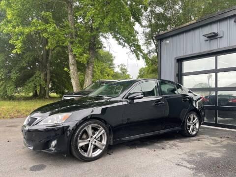2013 Lexus IS 250 for sale at Luxury Auto Company in Cornelius NC