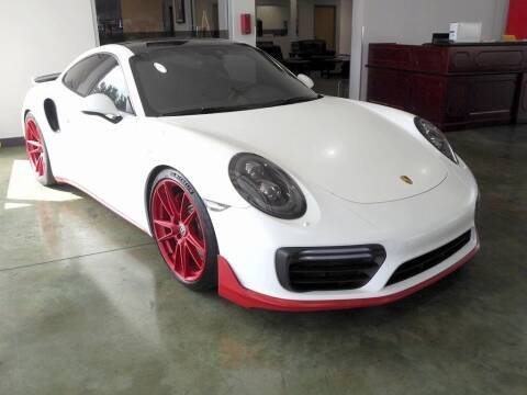 2017 Porsche 911 for sale at Harrison Imports in Sandy UT