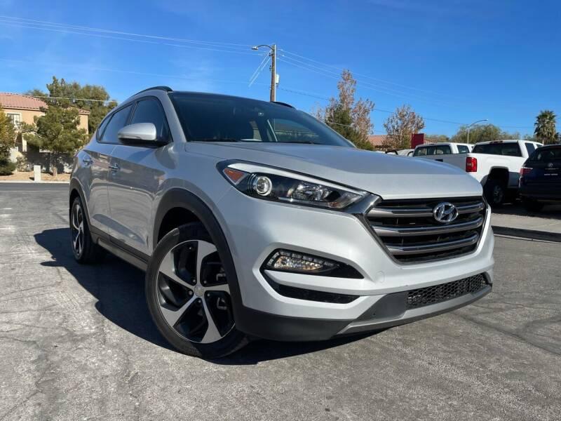 2016 Hyundai Tucson for sale at Boktor Motors in Las Vegas NV