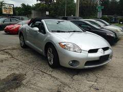 2007 Mitsubishi Eclipse Spyder for sale at Popular Imports Auto Sales in Gainesville FL