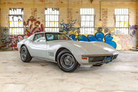 1968 Chevrolet Corvette for sale at Dodi Auto Sales in Monterey CA