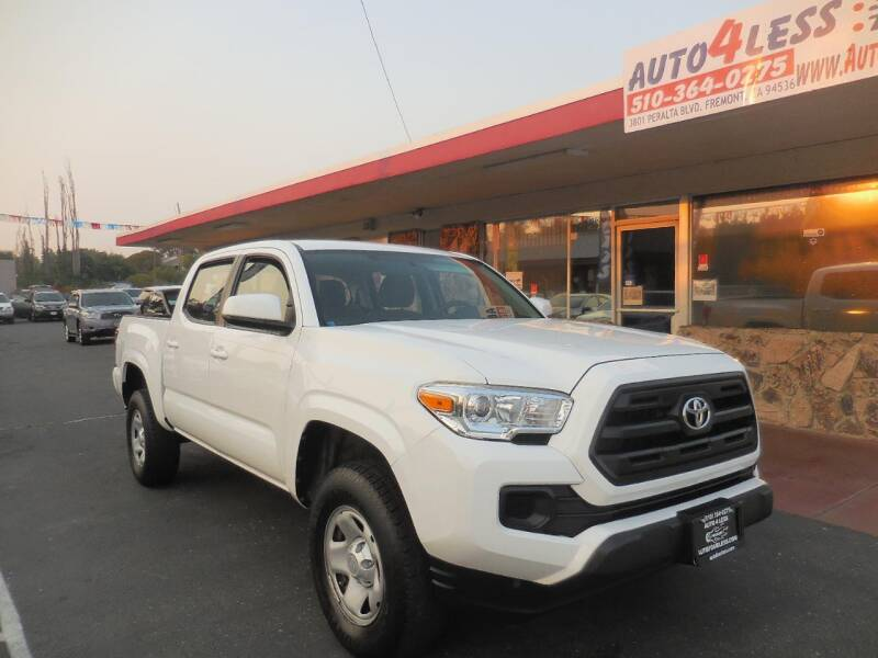 2017 Toyota Tacoma for sale at Auto 4 Less in Fremont CA