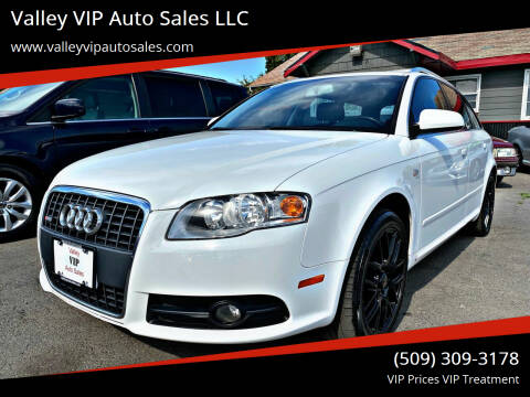 2008 Audi A4 for sale at Valley VIP Auto Sales LLC - Valley VIP Auto Sales - E Sprague in Spokane Valley WA