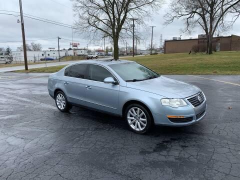 2006 Volkswagen Passat for sale at Dittmar Auto Dealer LLC in Dayton OH
