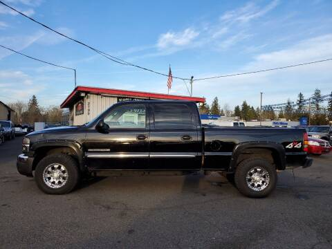 2005 GMC Sierra 2500HD for sale at Ron's Auto Sales in Hillsboro OR