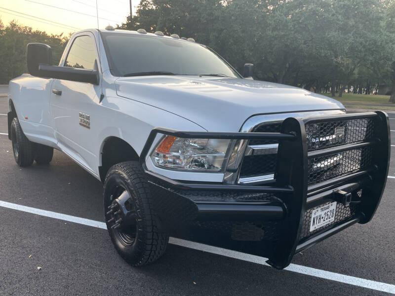 2016 RAM Ram Pickup 3500 for sale at PRESTIGE AUTOPLEX LLC in Austin TX