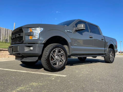 2016 Ford F-150 for sale at Superior Wholesalers Inc. in Fredericksburg VA