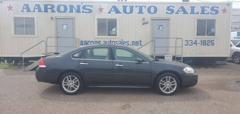 2013 Chevrolet Impala for sale at Aaron's Auto Sales in Corpus Christi TX