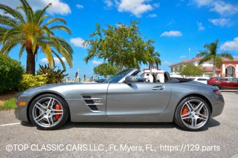 2012 Mercedes-Benz SLS AMG for sale at Top Classic Cars LLC in Fort Myers FL