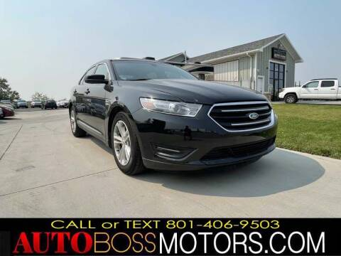 2015 Ford Taurus for sale at Auto Boss in Woods Cross UT
