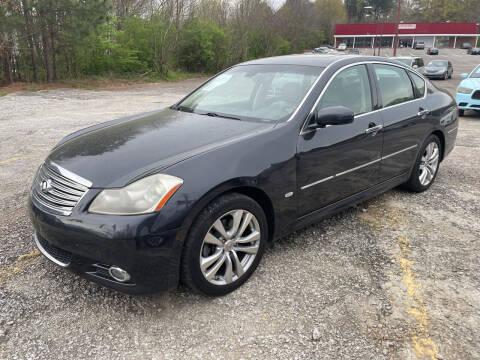 2010 Infiniti M35 for sale at Certified Motors LLC in Mableton GA