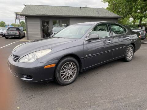 2004 Lexus ES 330 for sale at Queen City Classics in West Chester OH