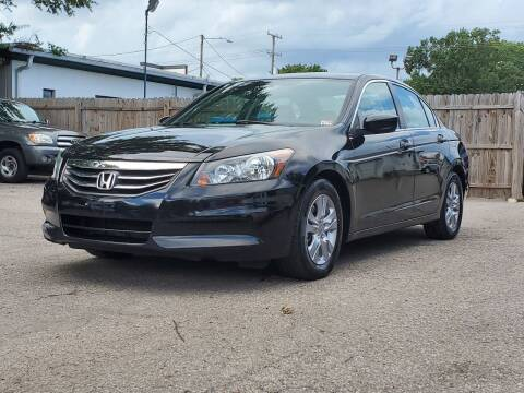 2012 Honda Accord for sale at Wheel Deal Auto Sales LLC in Norfolk VA