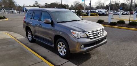 2011 Lexus GX 460 for sale at RVA Automotive Group in North Chesterfield VA