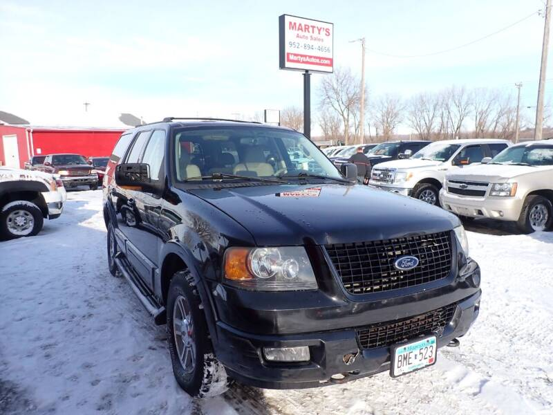 2004 Ford Expedition for sale at Marty's Auto Sales in Savage MN