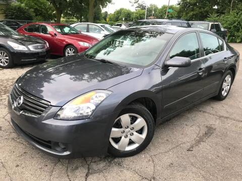 2008 Nissan Altima for sale at Car Planet Inc. in Milwaukee WI
