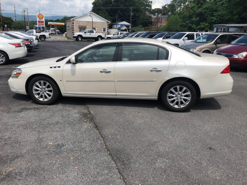 2009 Buick Lucerne for sale at J & J Autoville Inc. in Roanoke VA