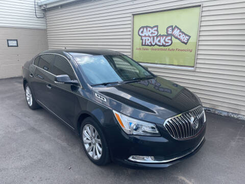 2014 Buick LaCrosse for sale at Cars Trucks & More in Howell MI