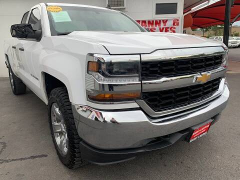 2017 Chevrolet Silverado 1500 for sale at Manny G Motors in San Antonio TX