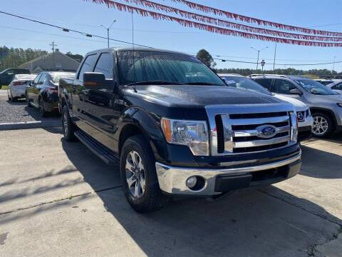 2010 Ford F-150 for sale at Direct Auto in D'Iberville MS