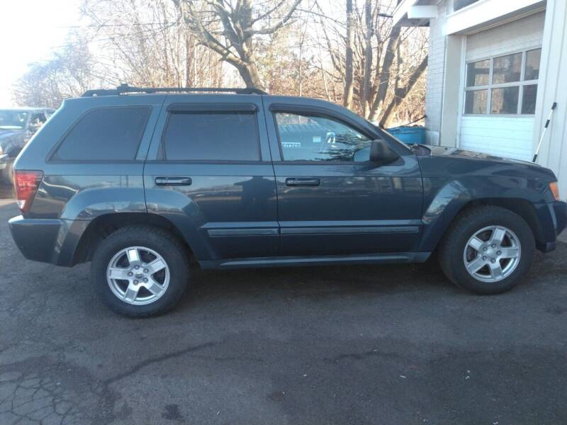 2007 Jeep Grand Cherokee for sale at Guilford Auto in Guilford CT