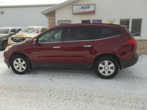 2010 Chevrolet Traverse for sale at A Plus Auto Sales/ - A Plus Auto Sales in Sioux Falls SD
