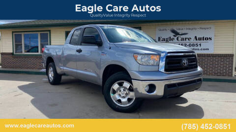 2013 Toyota Tundra for sale at Eagle Care Autos in Mcpherson KS