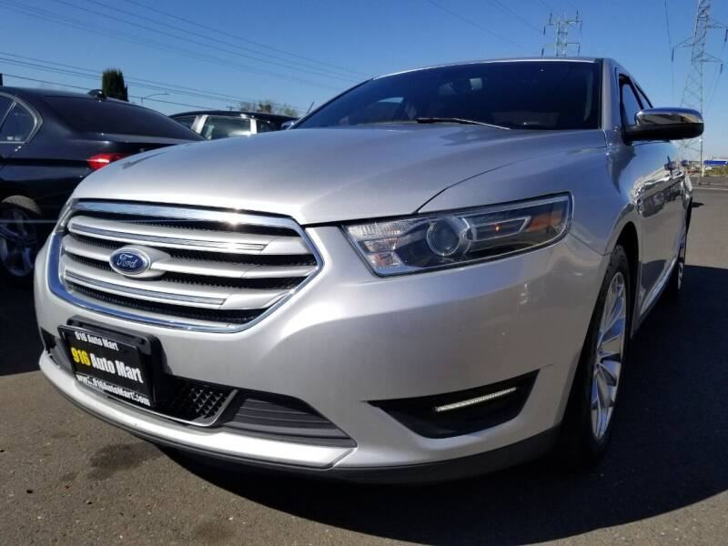 2016 Ford Taurus for sale at 916 Auto Mart ONLY $399 DOWN!!!* in Sacramento CA