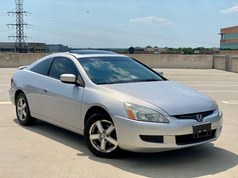 2004 Honda Accord for sale at Car Match in Temple Hills MD