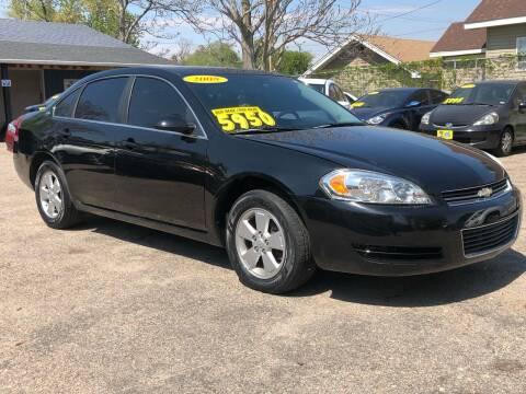 2008 Chevrolet Impala for sale at El Tucanazo Auto Sales in Grand Island NE