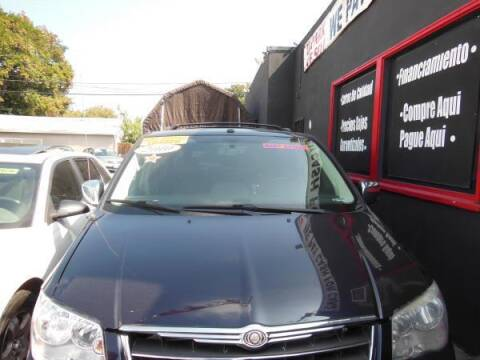 2010 Chrysler Town and Country for sale at Top Notch Auto Sales in San Jose CA