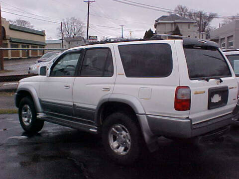 1999 Toyota 4Runner for sale at Bates Auto & Truck Center in Zanesville OH