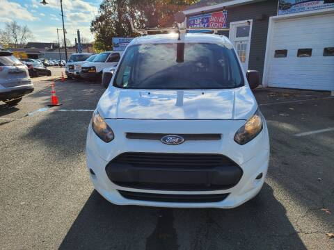 2015 Ford Transit Connect Cargo for sale at Bridge Auto Group Corp in Salem MA