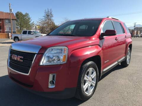 2015 GMC Terrain for sale at INVICTUS MOTOR COMPANY in West Valley City UT
