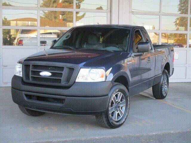 2006 Ford F-150 for sale at Select Cars & Trucks Inc in Hubbard OR