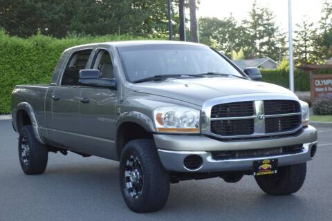 2006 Dodge Ram Pickup 2500 for sale at West Coast Auto Works in Edmonds WA