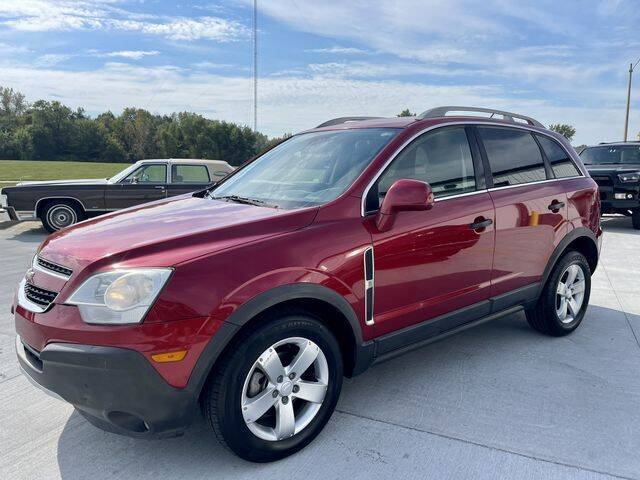 2012 Chevrolet Captiva Sport for sale at B&M Motorsports in Springfield IL