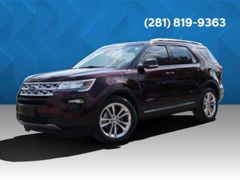 2019 Ford Explorer for sale at BIG STAR HYUNDAI in Houston TX